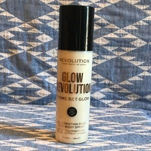 Glow Revolution Illuminating Face & Body Spray